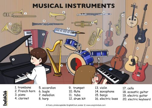 englishclub-poster-musical-instruments-A3